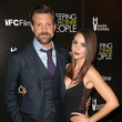 Alison Brie and Jason Sudeikis