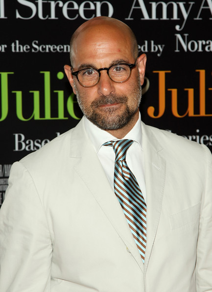Actor Stanley Tucci attends the