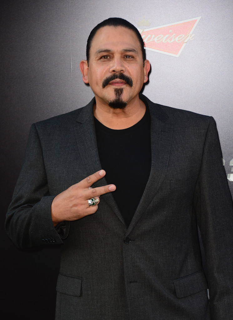 Emilio Rivera in 'The Expendables 3' Premieres in ...