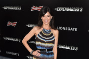 Actress Perrey Reeves attends the premiere of Lionsgate Films' 'The Expendables 3' at TCL Chinese Theatre on August 11, 2014 in Hollywood, California.