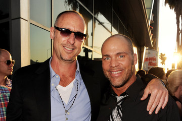 Kurt Angle The Red Carpet at the Premiere of 'Warrior'