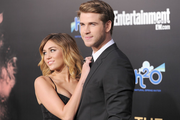 Miley Cyrus, 19, Is Engaged to Liam Hemsworth, 22 - Celeb News
