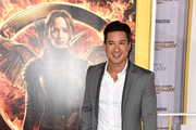 Mario Lopez - Hollywood's Best Dressed Dads