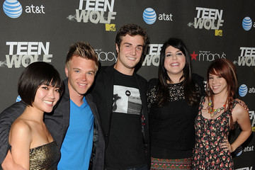 """Jessica Lu Premiere Of MTV's """"Teen Wolf"""" - Red Carpet"""