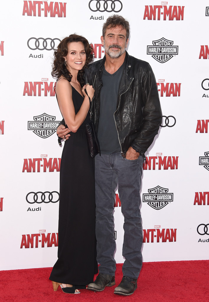 Hilarie Burton And Jeffrey Dean Morgan Photos Photos