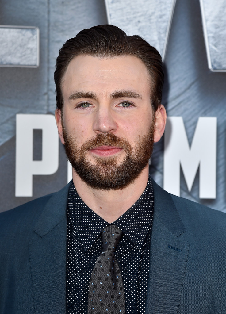 Chris Evans Photos Photos Premiere Of Marvel S Captain