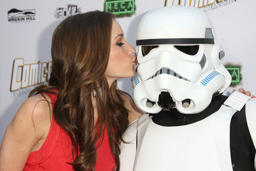 "Candace Bailey Premiere Of Morgan Spurlock's ""Comic-Con Episode IV: A Fan's Hope"" - Arrivals"