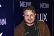 """Brady Corbet attends premiere of Neon's """"Vox Lux"""" at ArcLight Hollywood on December 05, 2018 in Hollywood, California."""