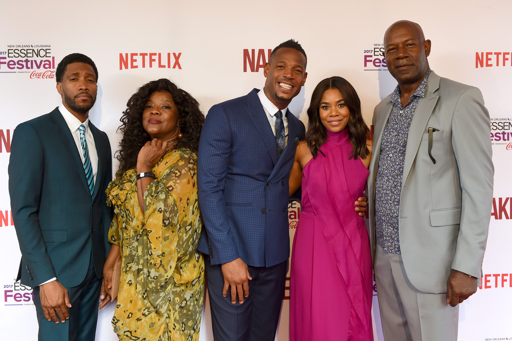 Netflix debuts at Essence Fest with Mary J. Blige, Marlon