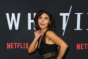 "Daniella Pineda attends the premiere of Netflix's ""What/If"" at The London on May 16, 2019 in West Hollywood, California."