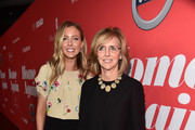 """Writer/director Hallie Meyers-Shyer (L) and producer Nancy Meyers attend the premiere of Open Road Films' """"Home Again"""" at the Directors Guild of America on August 29, 2017 in Los Angeles, California."""