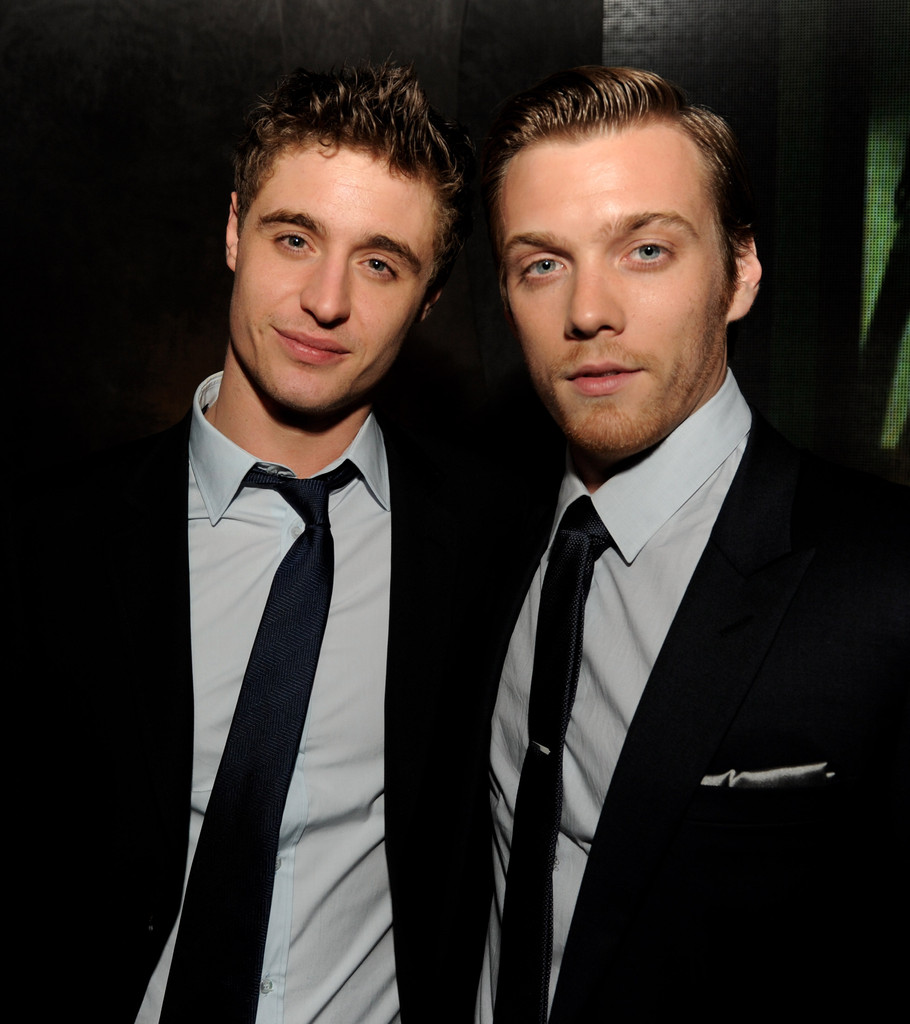 Photo of Jake Abel & his  Brother  Shaun Abel