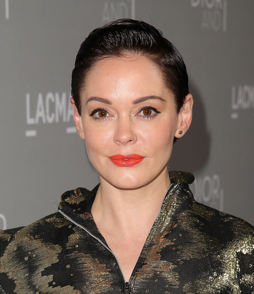 Twitter Issues Statement After Temporarily Blocking Rose McGowan in Midst of Weinstein Scandal