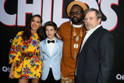 "(L-R) Aubrey Plaza, Gabriel Bateman, Brian Tyree Henry and Mark Hamill arrive at the premiere of Orion Pictures and United Artists Releasing"" ""Child's Play"" at ArcLight Hollywood on June 19, 2019 in Hollywood, California."