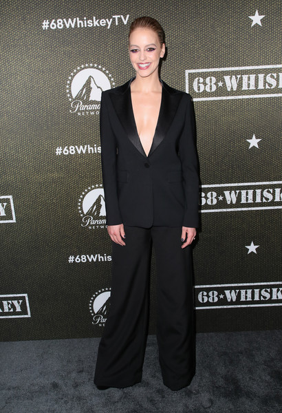 """Premiere Of Paramount Pictures' """"68 Whiskey"""" - Arrivals"""