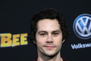 """Dylan O'Brien attends the premiere of Paramount Pictures' """"Bumblebee"""" at TCL Chinese Theatre on December 09, 2018 in Hollywood, California."""