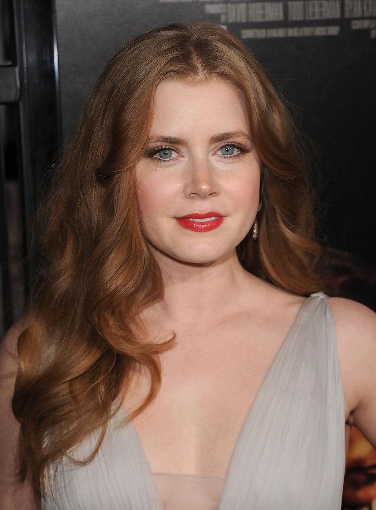 """Amy Adams in Premiere Of Paramount Pictures' """"The Fighter ..."""