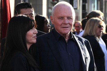 """Anthony Hopkins Stella Arroyave Premiere Of Paramount Pictures' And Marvel's """"Thor"""" - Arrivals"""