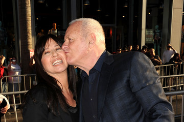 """Anthony Hopkins Stella Arroyave Premiere Of Paramount Pictures' And Marvel's """"Thor"""" - Red Carpet"""