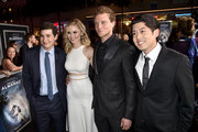 Allen Evangelista and Jonny Weston Photos Photo