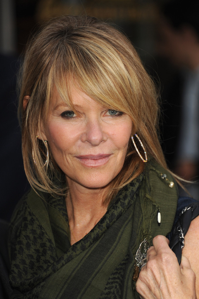 Kate Capshaw in Premiere Of Paramount Pictures Super 8