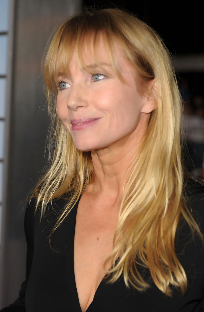 REBECCA DE MORNAY at Hollywood for Science Gala in Los