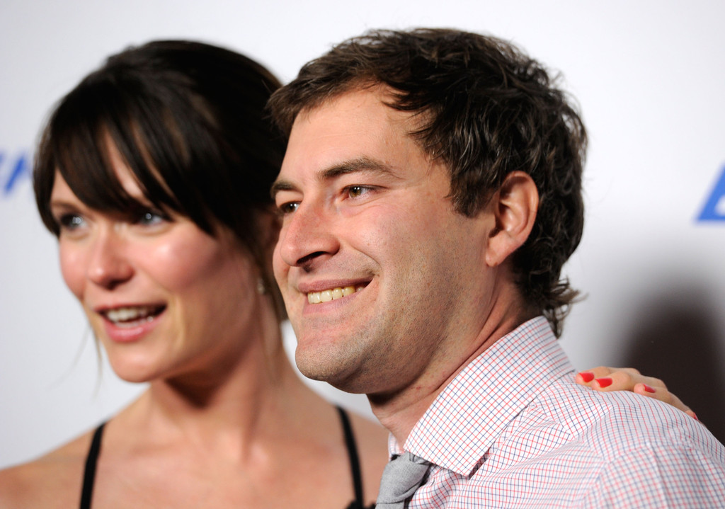 Mark Duplass and Katie Aselton Photos Photos - Premiere Of Paramount  Vantage And Indian Paintbrush's