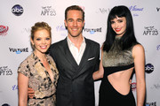 James Van Der Beek and Dreama Walker Photos Photo