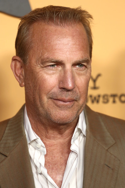 Kevin Costner in Premiere Party For Paramount Network's