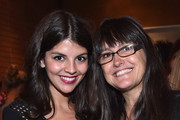 Singer Nikki Yanofsky and producer Paula DuPre' Pesmen attend the after party for  the premiere of RADIUS-TWC's 'Keep On Keepin' On' at Westside Tavern on September 17, 2014 in Los Angeles, California.