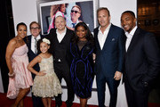 Kevin Costner and Octavia Spencer Photos Photo