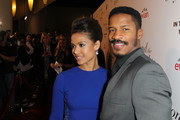 Nate Parker and Gugu Mbatha-Raw Photos Photo