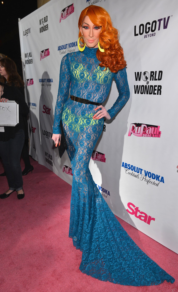 Premiere Of Quot Rupaul S Drag Race Quot Season 5 Red Carpet