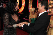 Christina Aguilera Peter Gallagher Photos Photo