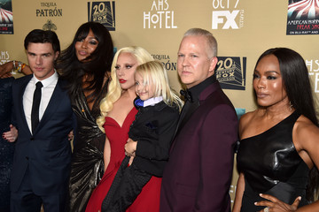 The Cast of 'American Horror Story' Killed It at 'Hotel's' Big Premiere