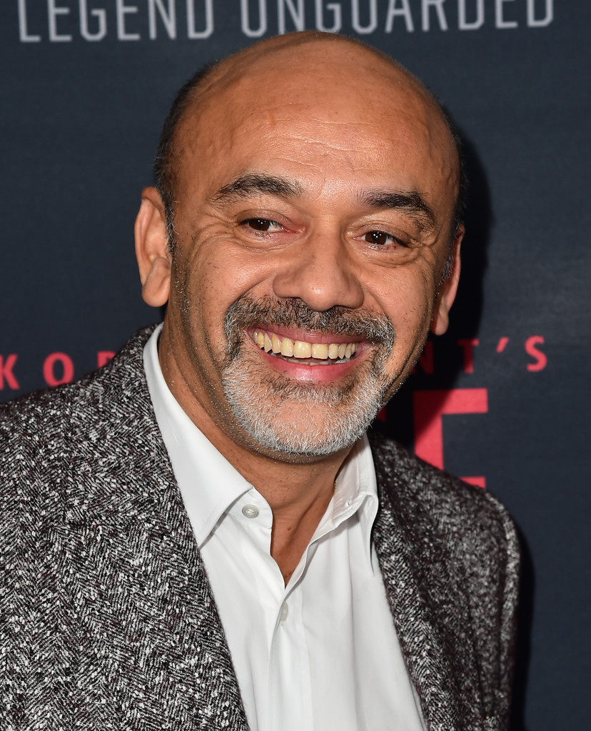 Christian Louboutin in 'Kobe Bryant's Muse' Premieres in ... Christian Louboutin