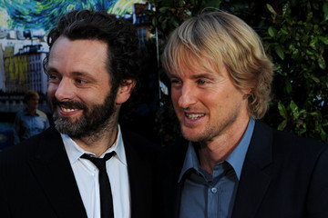 "Owen Wilson Michael Sheen Premiere Of Sony Pictures Classics' ""Midnight In Paris"" - Arrivals"