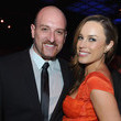 Jessica McNamee and Michael Sucsy