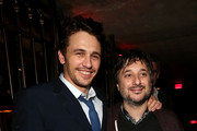 James Franco and Harmony Korine Photos Photo