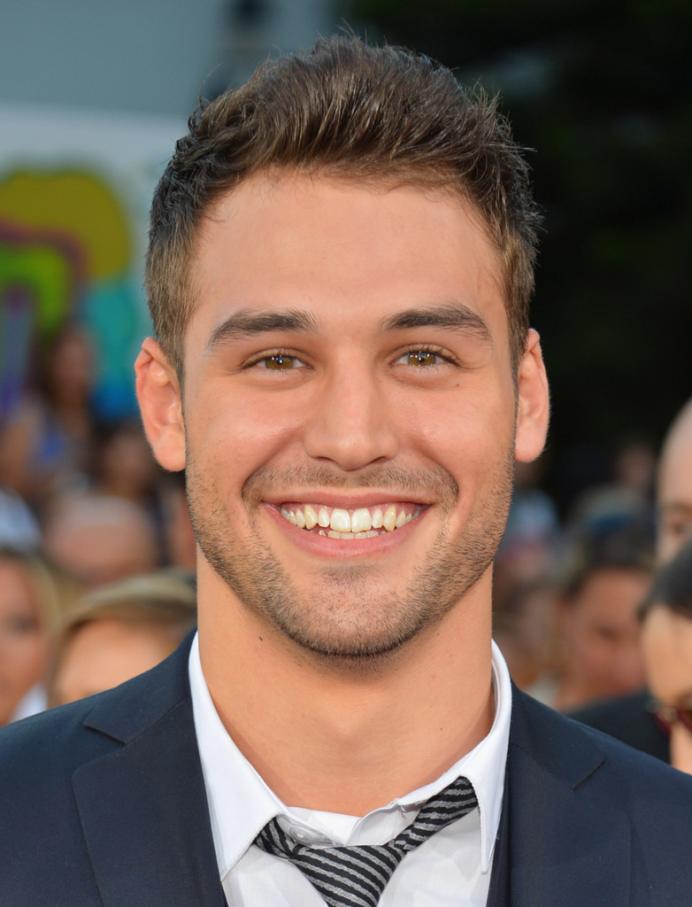 Ryan Guzman In Premiere Of Summit Entertainment S Quot Step Up