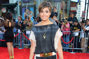 "Nicole Anderson Premiere Of Summit Entertainment's ""Step Up Revolution"" - Red Carpet"