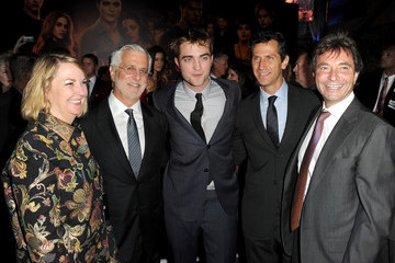 "Nancy Kirkpatrick Premiere Of Summit Entertainment's ""The Twilight Saga: Breaking Dawn - Part 1"" - Red Carpet"