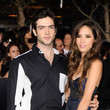 Ethan Peck and Kelsey Chow Photos