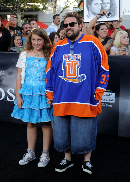 this photo kevin smith harley quinn smith director kevin smith r andKevin Smith Daughter