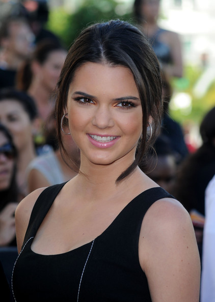 """Kendall Jenner Actress Kendall Jenner arrives at the premiere of Summit Entertainment's """"The Twilight Saga: Eclipse"""" during the 2010 Los Angeles Film Festival at Nokia Theatre L.A. Live on June 24, 2010 in Los Angeles, California."""