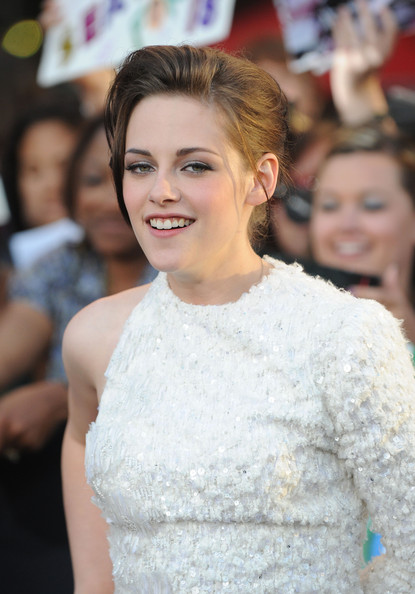 "Kristen Stewart Actress Kristen Stewart arrives at the premiere of Summit Entertainment's ""The Twilight Saga: Eclipse"" during the 2010 Los Angeles Film Festival at Nokia Theatre L.A. Live on June 24, 2010 in Los Angeles, California."