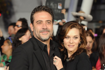 Hilarie Burton with cool, Boyfriend Jeffrey Dean Morgan