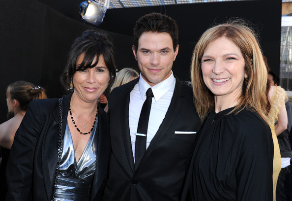 """Rebecca Yeldham LAFF festival director Rebecca Yeldham, actor  Taylor Lautner and Film Independent executive director Dawn Hudson  arrive at the premiere of Summit Entertainment's """"The Twilight  Saga: Eclipse"""" during the 2010 Los Angeles Film Festival at Nokia  Theatre L.A. Live on June 24, 2010 in Los Angeles, California."""