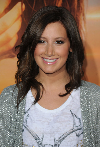 Ashley Tisdale Actress Ashley Tisdale arrives at the