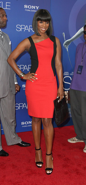 "Actress Tasha Smith attends the Premiere Of Tri-Star Pictures' ""Sparkle"" at Grauman's Chinese Theatre on August 16, 2012 in Hollywood, California."